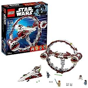 Lego Star Wars 75191 Jedi Starfighter with Hyperdrive - Juguete de construcción 23