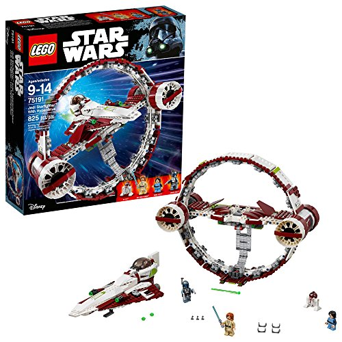 LEGO Star Wars 75191 Jedi StarfighterTM With Hyperdrive (Lego Star Wars Obi Wan Kenobi)