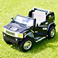 Licensed 12v Hummer H2 Electric Battery Ride On Jeep - 2 Colours from Rebo