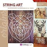 String art - (re)découvrez la création en fil tendu