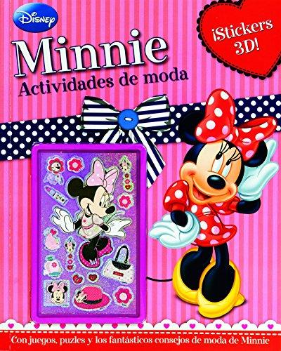 Minnie Mouse. Actividades de moda