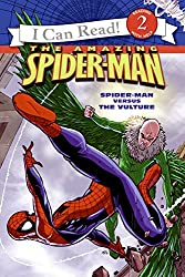 Spider-Man: Spider-Man Versus the Vulture (I Can Read - Level 2 (Quality))