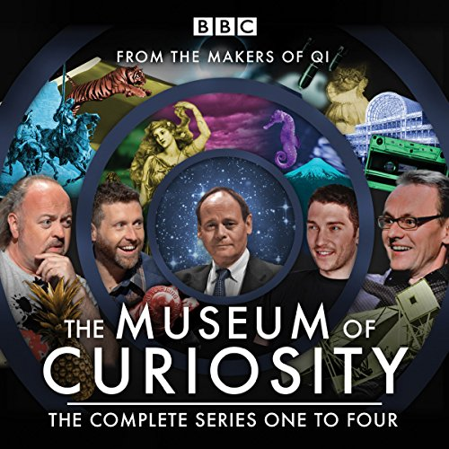 The Museum of Curiosity: Series 1-4: 24 episodes of the popular BBC Radio 4 comedy panel game -