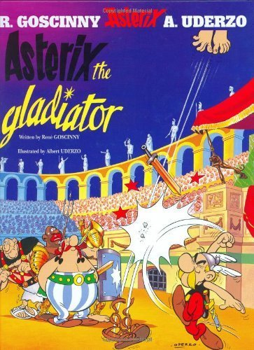 Asterix The Gaul (Asterix (Orion Hardcover)) by Ren? Goscinny, Albert Uderzo (2004) Hardcover