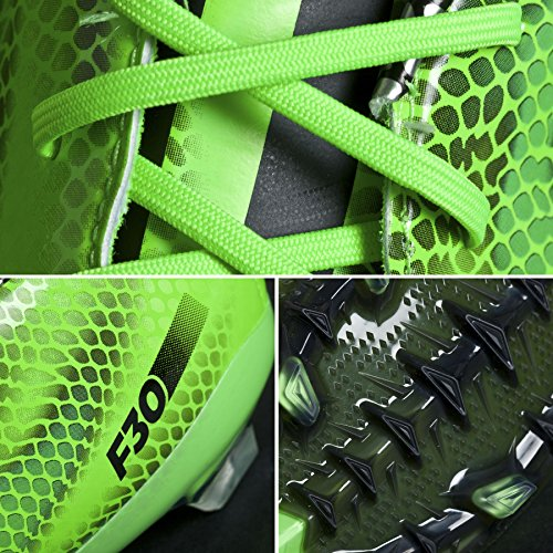 adidas F30 FG -Man Green Size 9 UK