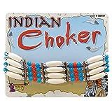 Indian Choker Deluxe (accesorio de disfraz)