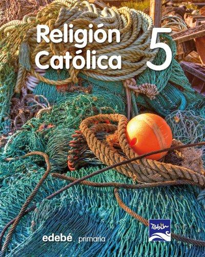 Religión Católica 5 Tobih - 9788468310121