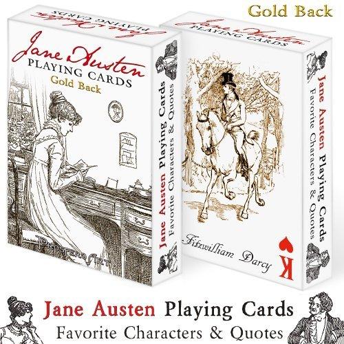 Jane Austen juego de cartas