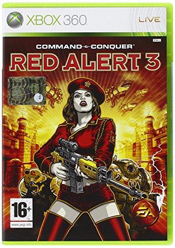 Electronic Arts Command & Conquer: Red Alert 3, Xbox 360 Xbox 360 Inglés vídeo - Juego (Xbox 360, Xbox 360, Estrategia, T (Teen), Inglés, EA, 11/11/2008)
