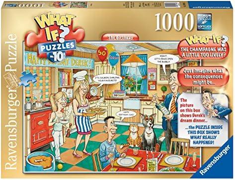 Ravensburger Ravensburger Ravensburger   if  Puzzle 1000 pièces - The Birthday   Vente  d0b9a2