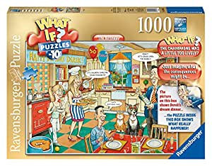 Ravensburger What If? No.10 The Birthday Puzzle (1000-piece)