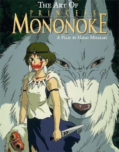 The Art of Princess Monon