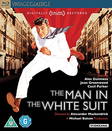 Man In The White Suit. The