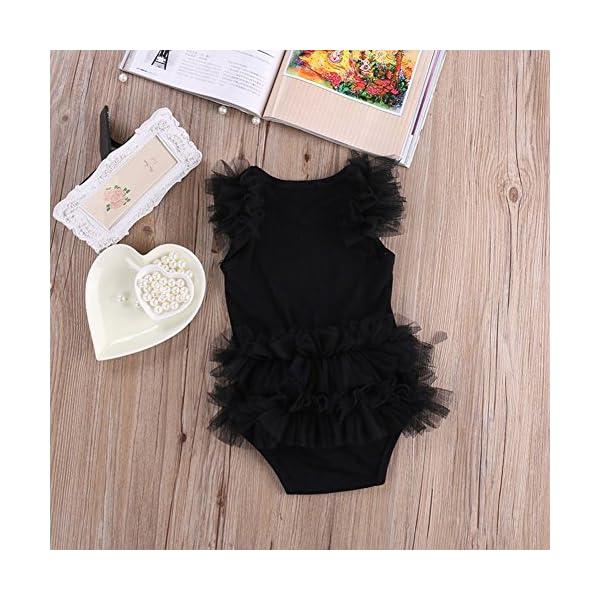 Baby Girl Romper New Born Kids Dresses Mono Traje Vestido Ropa Traje 2