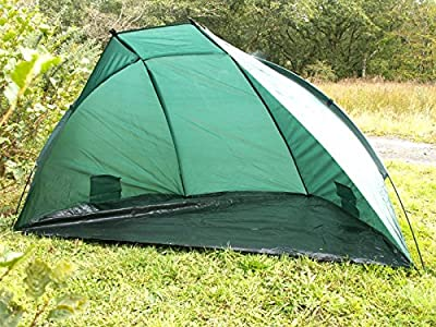 Fishing Shelter / Fisherman's Bivvy. Holdall & Pegs Included. by Silver Bullet Trading