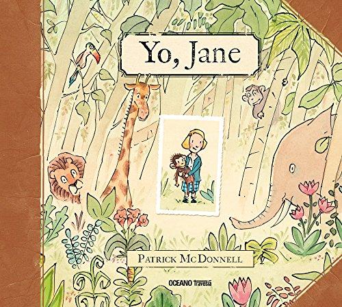 Yo, Jane (Los álbumes) por Patrick McDonnell