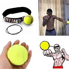 Fight Ball Reflex,BBTXS Training Boxing Boxing Punch Exercise Punchingball Set