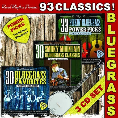 93 Classics ! Bluegrass - Power Picks / Various