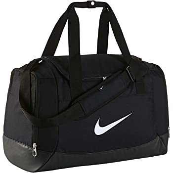 f3d8fac2cb9 Nike Tasche Club Team Sporttasche, black white, 40 x 23 x 27 cm, 43 ...
