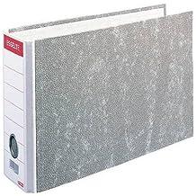 Esselte 31600 - Archivador (A5, 80 mm), color gris