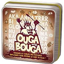 Asmodee JP40 Ouga Bouga - Juego de cartas (en francés)