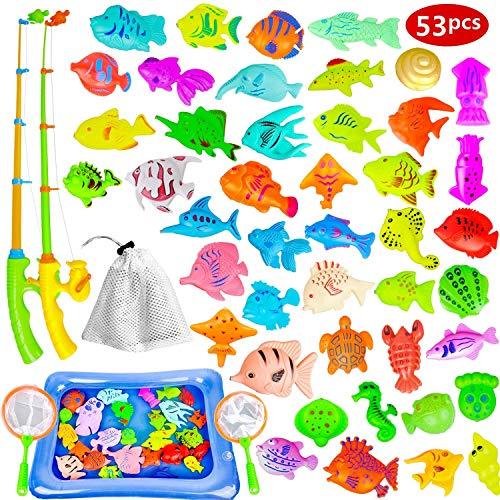 LOYO Magnetic Fishing toys-53 Pa...