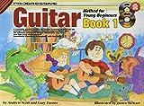 Progressive Guitar Method for Young Beginners: Bk. 1: Book 1 (Progressive Young Beginners)