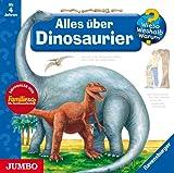 Wieso? Weshalb? Warum? Alles über Dinosaurier. CD