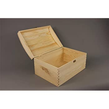 Single Size 2 25cm Real Pine Wood Plain Craft Decoupage
