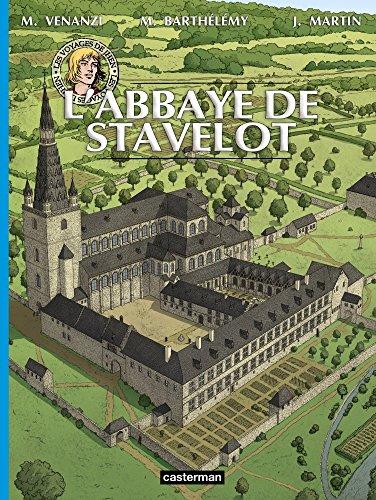 Les voyages de Jhen : L'abbaye de Stavelot