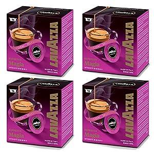 Lavazza A Modo Mio Magia Coffee Capsules (4 Packs of 12)