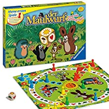 "Ravensburger 21570 6 ""The Mole And His Favorite"" Game"