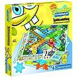 Clementoni 69740.3 - SpongeBob - Spielesammlung - 80 Spielvarianten
