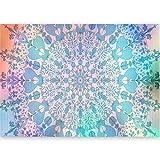 murando - Papier peint adhesif Mandala 500x280 cm -Grand Format XXL - papier peint mural decoratif - cuisine et salon - feuille autocollante - tapisserie murale autocollante - Ornament f-A-0667-x-c