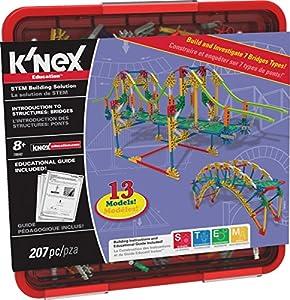 KNex Education - Juego de construcción para niños de 207 Piezas (KNex 78640)