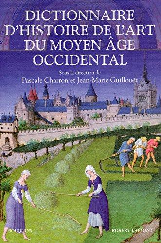 Dictionnaire d'histoire de l'art au Moyen Âge