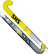 SnS Zeus 1.0 Full Composite Hockey Stick Yellow