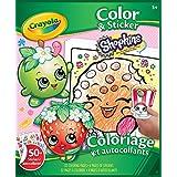 Vivid Imagination SHOPKINS couleur et Sticker Book (Multicolore)