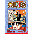 One Piece, Vol. 4: The Black Cat Pirates (One Piece Graphic Novel)