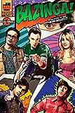 GB Eye 61x 91.5cm The Big Bang Theory Comic Maxi Poster