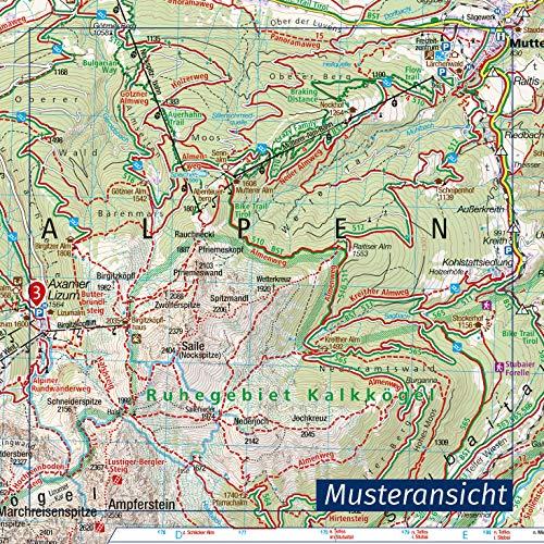 Zoom IMG-2 carta escursionistica n 104 alpi