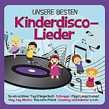 Unsere Besten Kinderdisco-Lieder