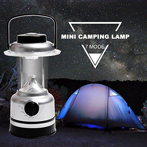Campinglampe mit 15-LEDs