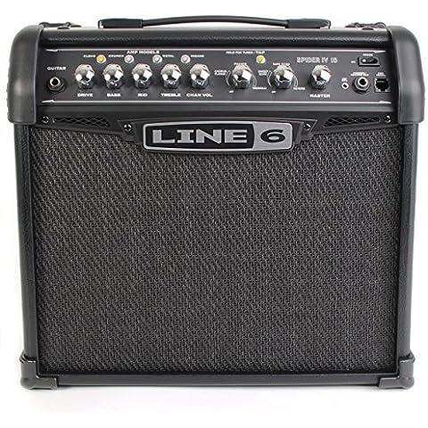 Line 6 Spider IV 15 - Amplificador para guitarra