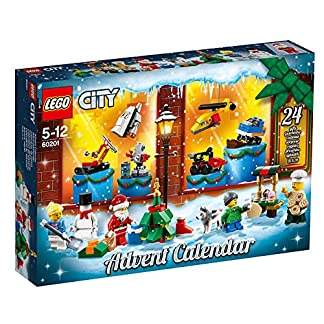 Lego City Advent Calendar 2018 (60201) – Amazon