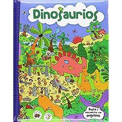 Dinosaurios (Busca y Encuentra con Pegatinas)