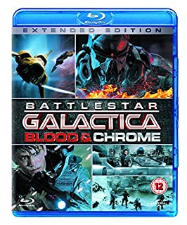 Battlestar Galactica: Blood and Chrome [Blu-ray ] [2012] [Region Free] (B006ZL2T66)   Amazon Products