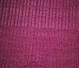 0,5 m * 1,4 m - Cord Stoff - Baumwollcord / Feincord - pink