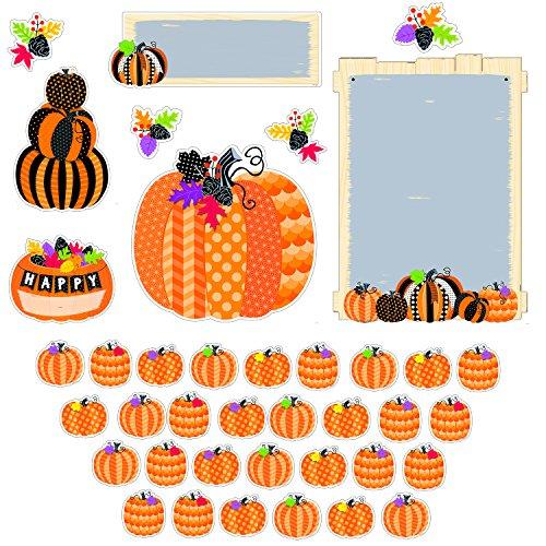 Pumpkin Patch Bulletin Board (7070) (Group Halloween Idee)