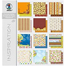 Premium Glitter Scrapbook Paper bloque